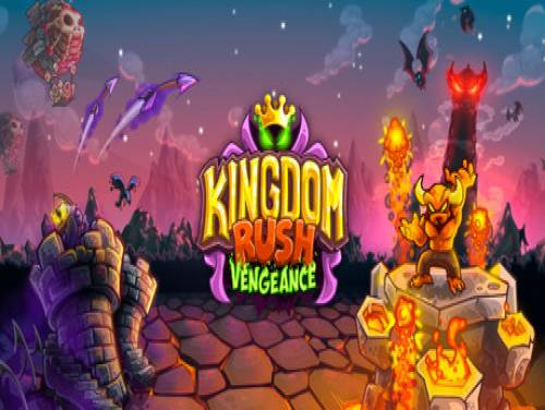Kingdom Rush Vengeance - Tower Defense: Сюжет игры