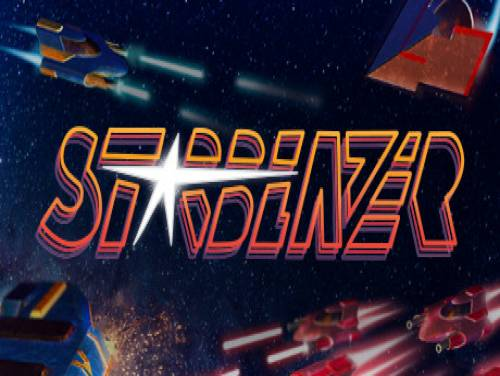 Starblazer: Plot of the game