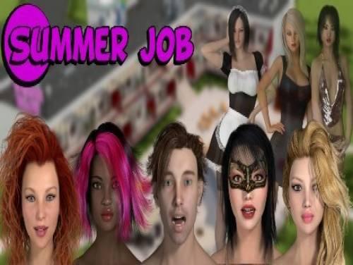 Summer Job: Trame du jeu