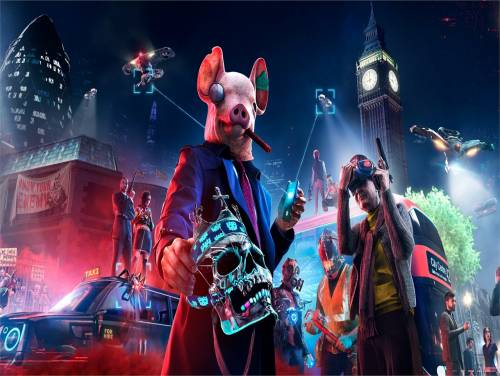 Watch Dogs: Legion: Trama del Gioco