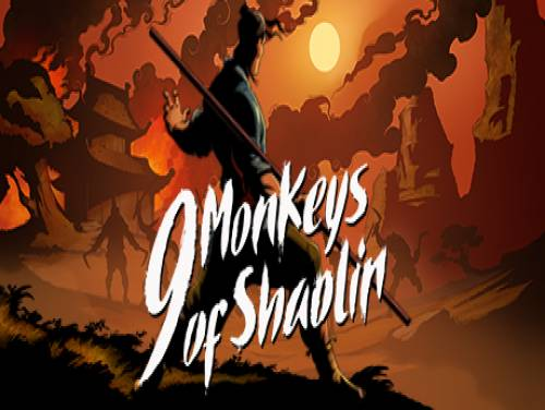 9 Monkeys of Shaolin - Voller Film