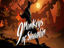 9 Monkeys of Shaolin - Filme completo