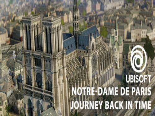 Notre-Dame de Paris: Journey Back in Time: Trama del Gioco