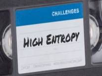 Trucs en codes van High Entropy: Challenges