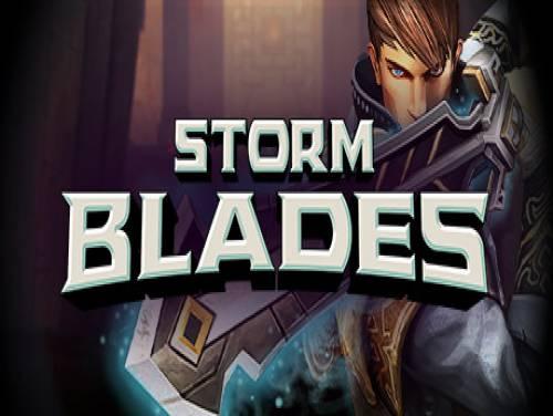 Stormblades: Trama del Gioco