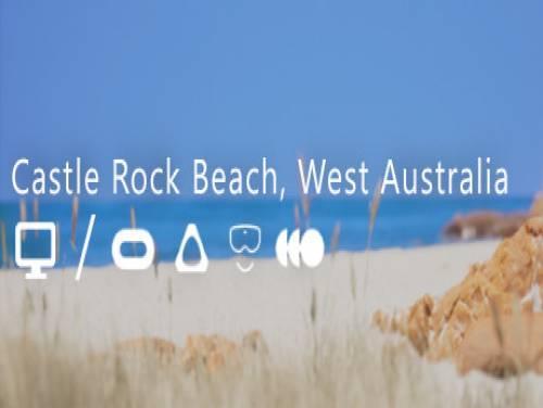 Castle Rock Beach, West Australia: Trama del Gioco