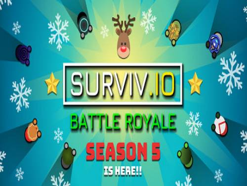 Surviv.io - 2D Battle Royale: Trama del Gioco