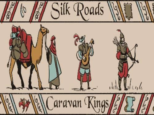 Silk Roads: Caravan Kings: Trame du jeu