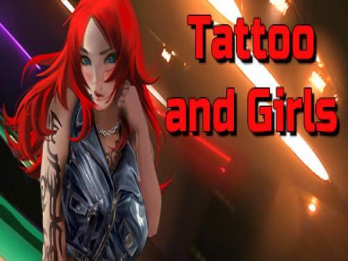 Tattoo and Girls: Videospiele Grundstück