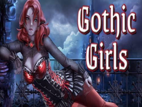 Gothic Girls: Videospiele Grundstück