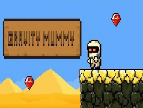 Gravity Mummy: Videospiele Grundstück