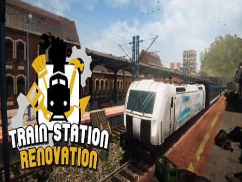 Train Station Renovation: Trama del juego