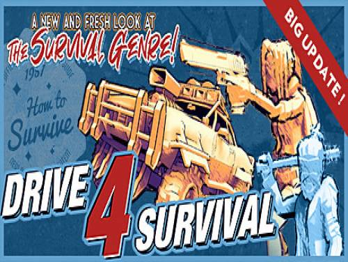 Drive 4 Survival: Plot of the game