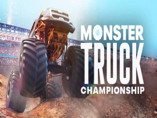 Monster Truck Championship: Enredo do jogo