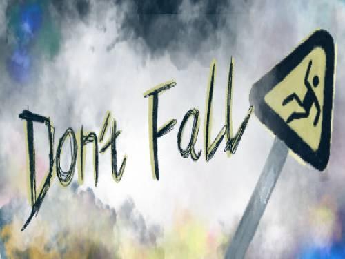 Don't Fall: Trama del Gioco