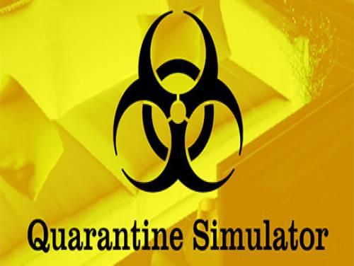Quarantine simulator: Trama del Gioco