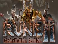Rune II: Decapitation Edition: Trainer (2.0.18568): Unlimited Health and Super Damage