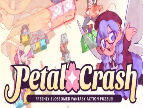 Petal Crash: Plot of the game