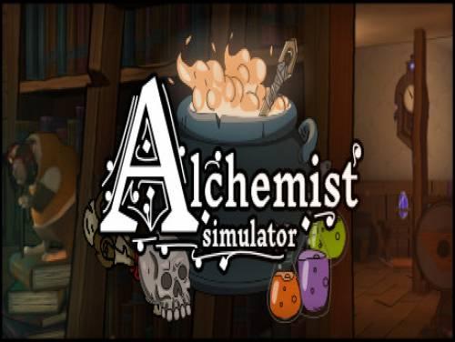 Alchemist Simulator: Plot of the game