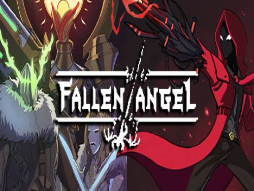 Fallen Angel: Plot of the game
