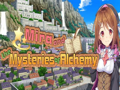 Mira and the Mysteries of Alchemy: Plot of the game
