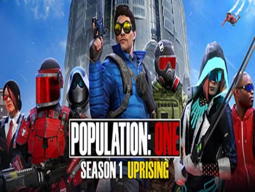 POPULATION: ONE: Verhaal van het Spel
