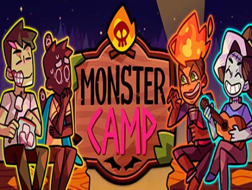 Monster Prom 2: Monster Camp: Plot of the game