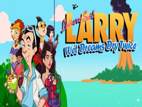 Leisure Suit Larry - Wet Dreams Dry Twice: Trame du jeu