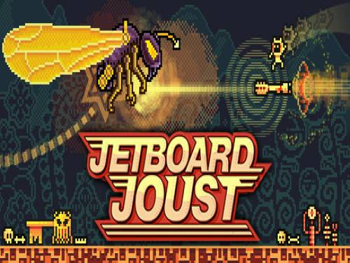 Jetboard Joust: Plot of the game