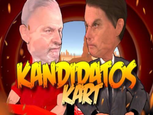 Kandidatos Kart: Plot of the game