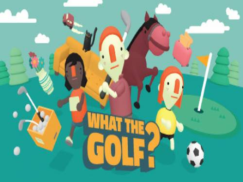 WHAT THE GOLF?: Сюжет игры