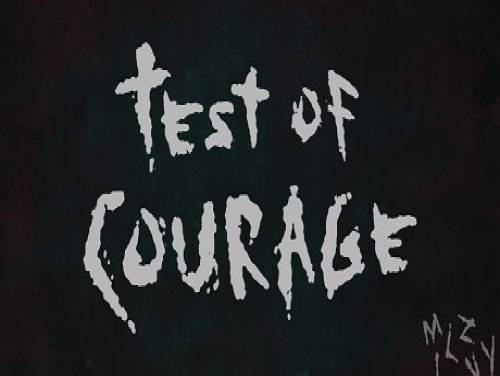 Test Of Courage: Trama del Gioco