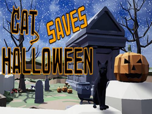 Cat Saves Halloween: Plot of the game