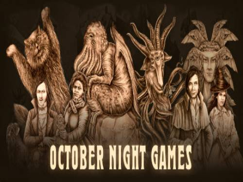 October Night Games: Plot of the game