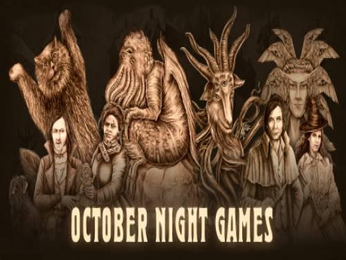 October Night Games: Trama del Gioco