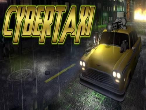 CyberTaxi: Trama del Gioco