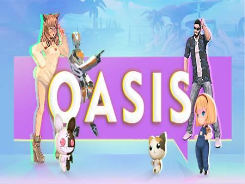 Oasis VR: Trama del Gioco