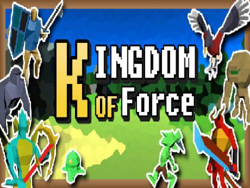 Kingdom Of Force: Plot of the game