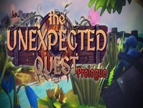 The Unexpected Quest Prologue: Plot of the game