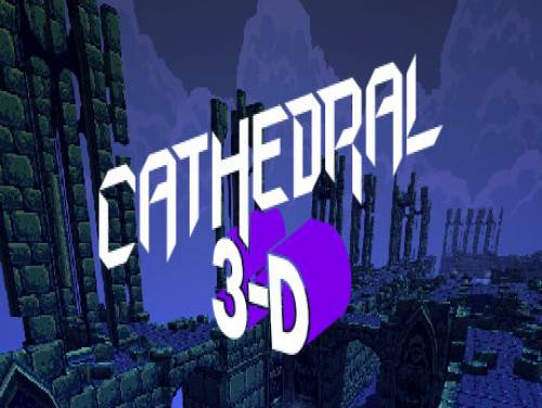 Cathedral 3-D: Plot of the game