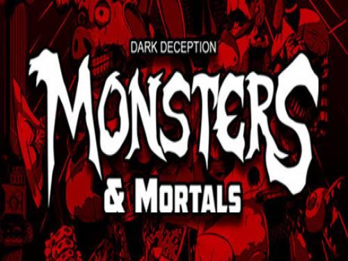 Dark Deception: Monsters *ECOMM* Mortals: Trama del Gioco