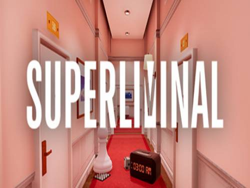 Superliminal: Videospiele Grundstück