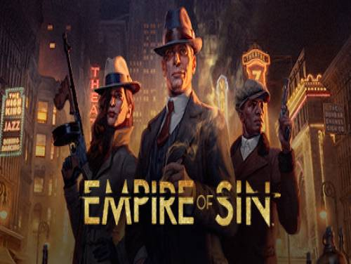 Empire of Sin: Enredo do jogo