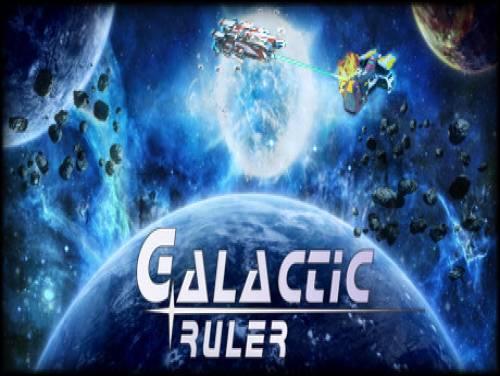 Galactic Ruler: Trama del Gioco