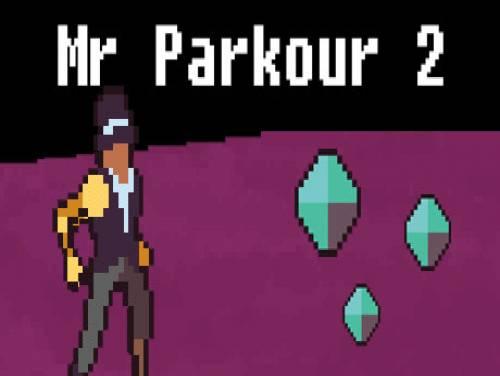 Mr. Parkour 2: Videospiele Grundstück