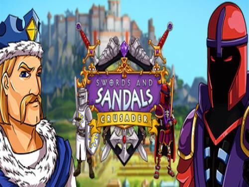 Swords and Sandals Crusader Redux: Trama del Gioco