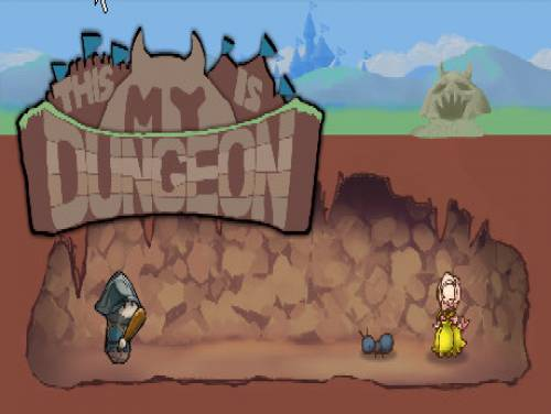 This is My Dungeon: Trama del Gioco