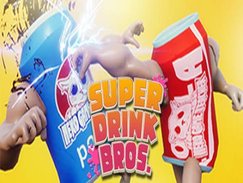 SUPER DRINK BROS.: Trama del Gioco