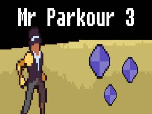 Mr. Parkour 3: Videospiele Grundstück