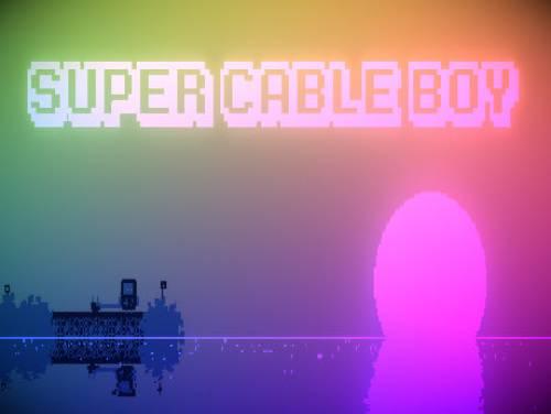 Super Cable Boy: Trama del Gioco